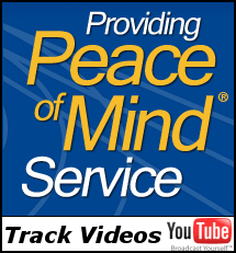 Providing Peace of Mind Service