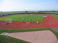 University of Sioux Falls Track